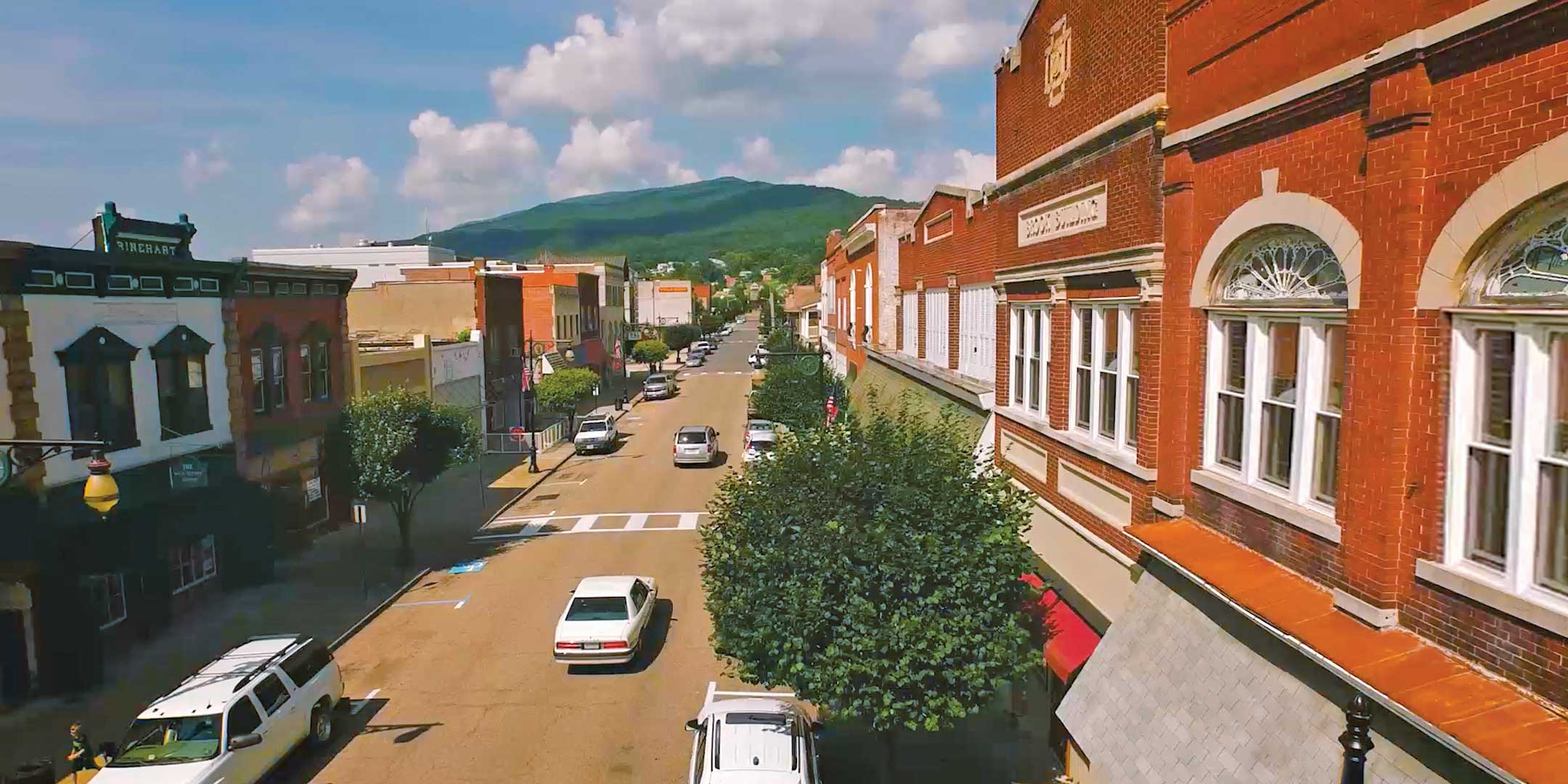 Downtown Covington